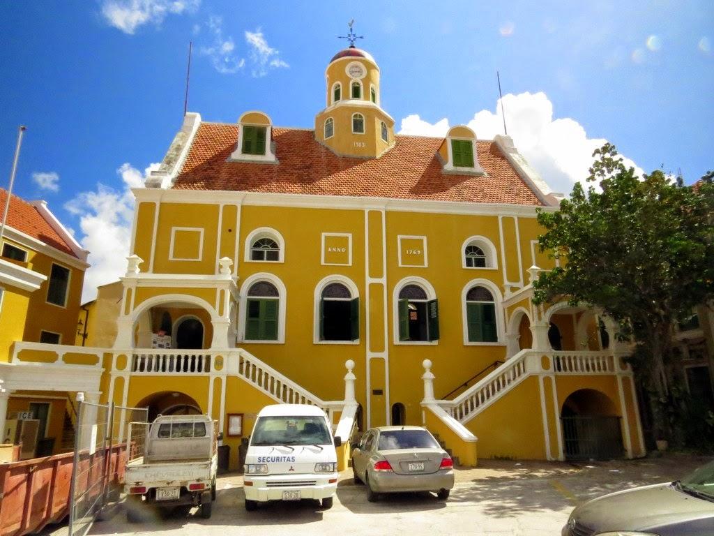 goldenshoe RV trip: Willemstad, Curacao