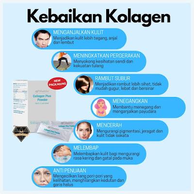 Kebaikan Collagen Shaklee