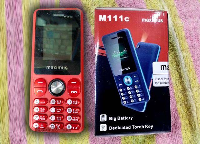 maximus m111c flash file 6531e firmware