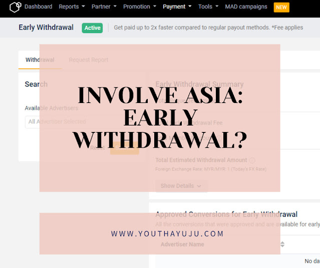 Involve Asia: Early Withdrawal? by youthayuju