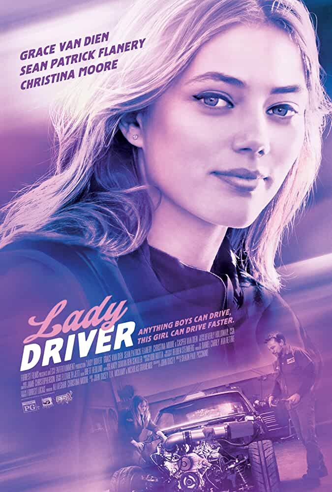 Lady Driver 2020 English 480p 300MB WEBRip