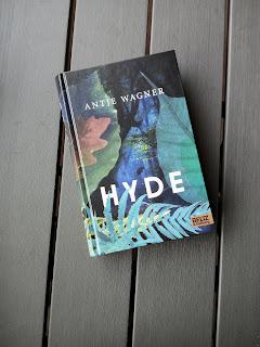 Rezension - Hyde von Anje Wagner