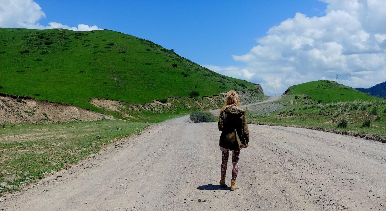 Przejścia graniczne między Kazachstanem a Kirgistanem