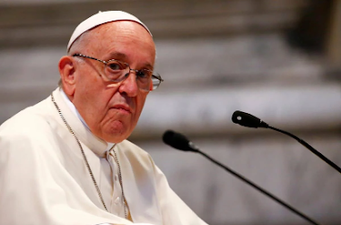 Insecurity: Pope set to help Nigeria