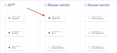 cara menjadikan android sebagai wireless mouse dan keyboard menggunakan wifi mouse
