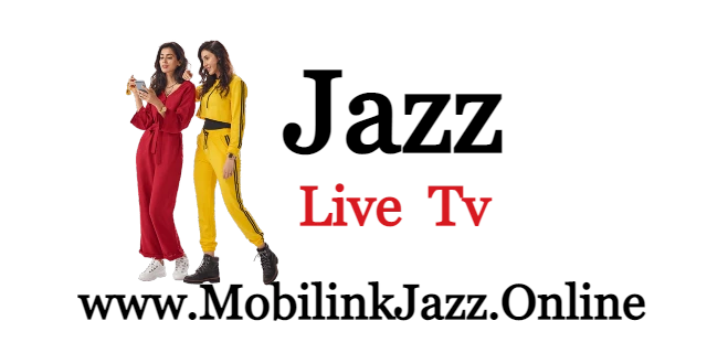 Jazz Live TV | Watch online Drama and News with Jazz App
