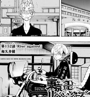 Update! Baca Manga Tokyo Revengers Chapter 152 Full Sub Indo