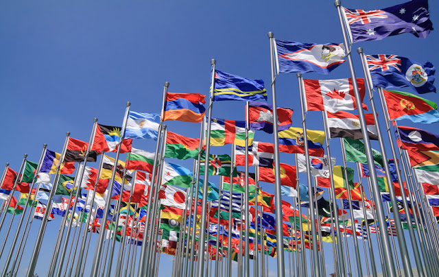 bendera berbagai negara di dunia