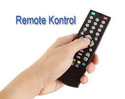 Remote Kontrol atau Pengendali Jarak Jauh