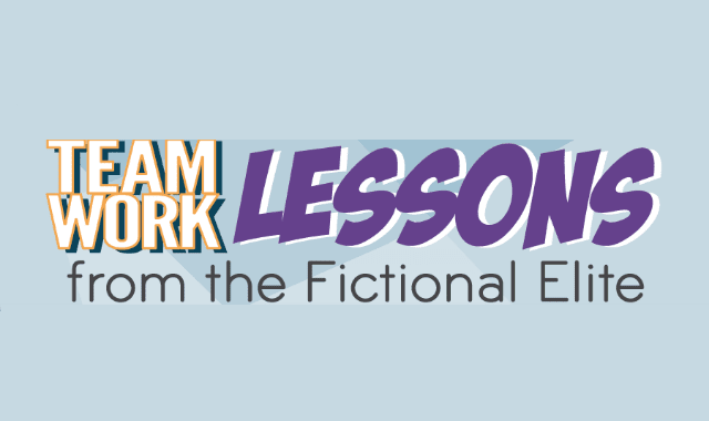 Teamwork Lessons From Fictional Elite