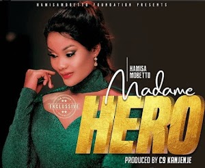 Download Mp3 | Hamisa Mobetto - Madam Hero