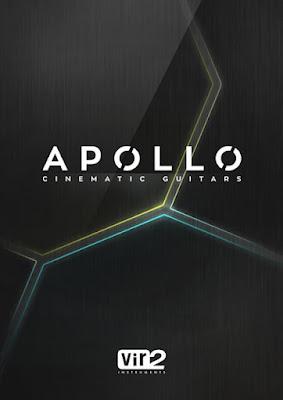Cover da Library Apollo: Cinematic Guitars - Vir2 Instruments (KONTAKT)