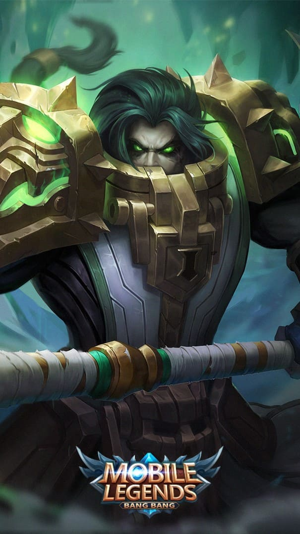 Wallpaper Terizla Abyss Guard Skin Mobile Legends HD for Android and iOS