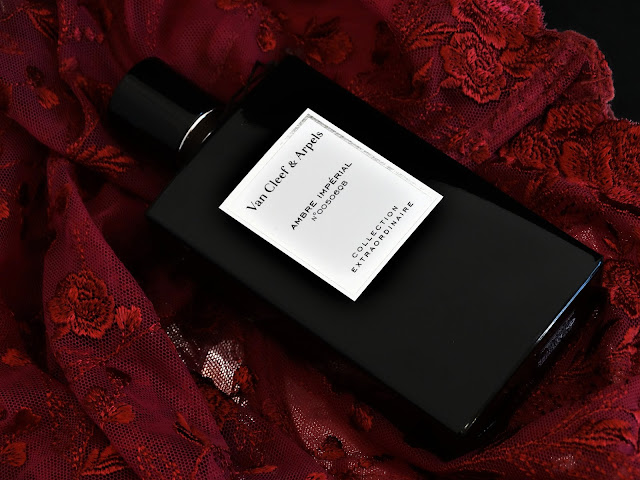 Ambre Impérial Van Cleef & Arpels avis, van cleef and arpels parfum, parfum ambre impérial avis, ambre impérial avis, van cleef ambre impérial, fragrance, ambre impérial van cleef avis, blog parfum, parfum mixte