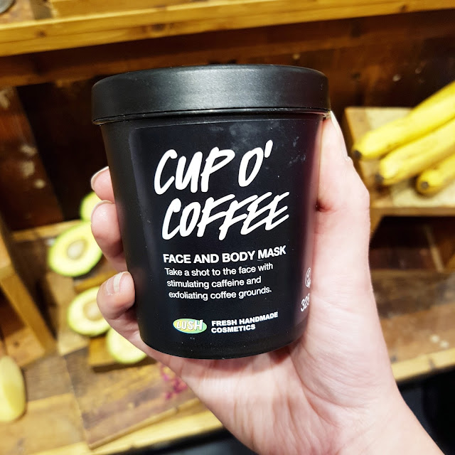Lush Cup O' Coffee Mask | Almost Posh