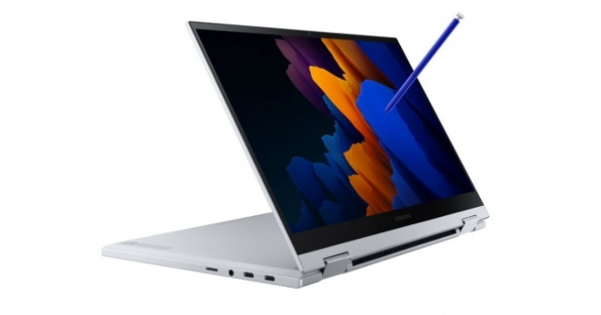 Galaxy Book Pro and Book Pro 360 with OLED screens