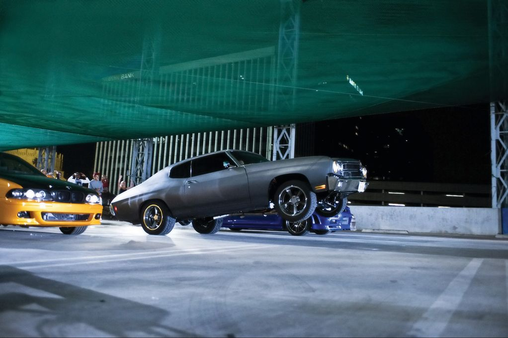 2013 Hot Wheels Fast Furious 6 Lead