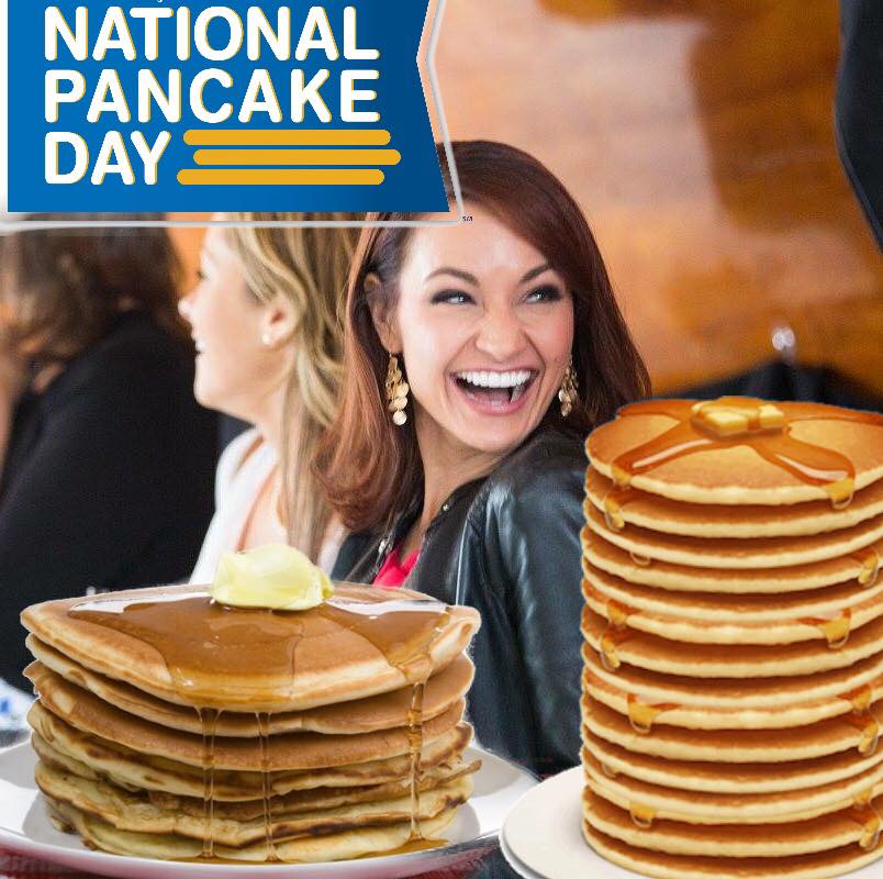 National Pancake Day Wishes Images