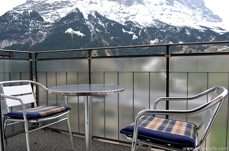 Hotel Belvedere Gridelwald, Switzerland