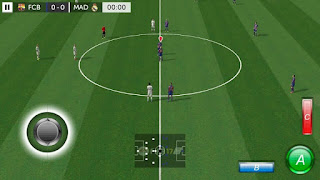 Download FTS Mod FIFA 2017 by Mesin Apk + Data Obb