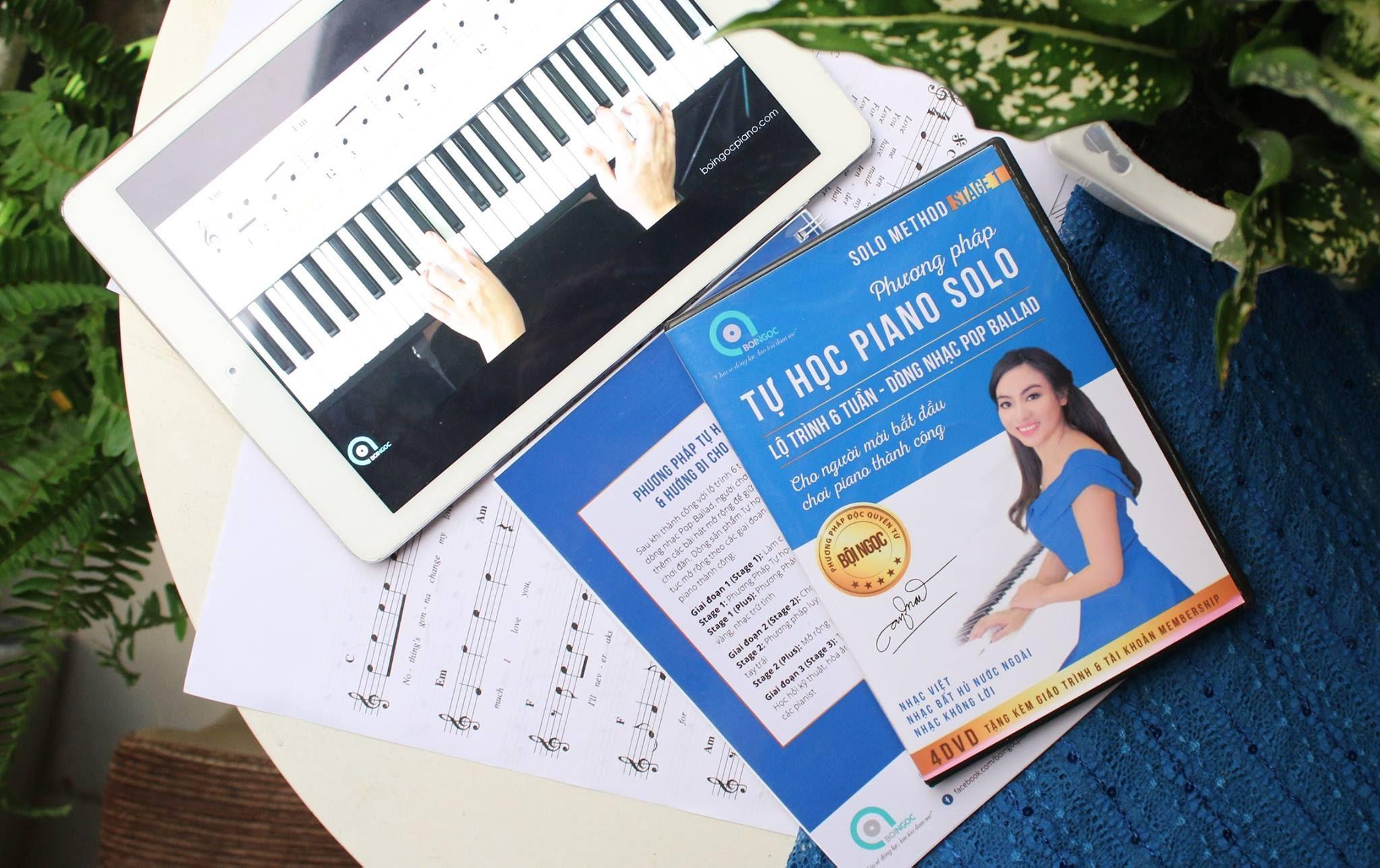 Share khóa học PIANO SOLO METHOD  – Khoá Học Hướng dẫn Phương Pháp Chơi Piano Solo Thành Công