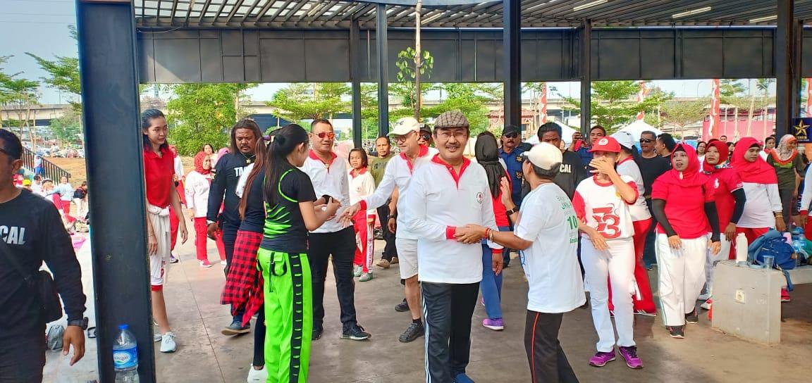 Caleg DPD Provinsi DKI Jakarta Harap RTH Harus Dapatkan Perhatian