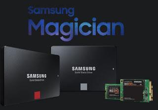 البرنامج, الرسمى, من, سامسونج, لإدارة, وصيانة, محركات, الاقراص, الصلبة, SSD