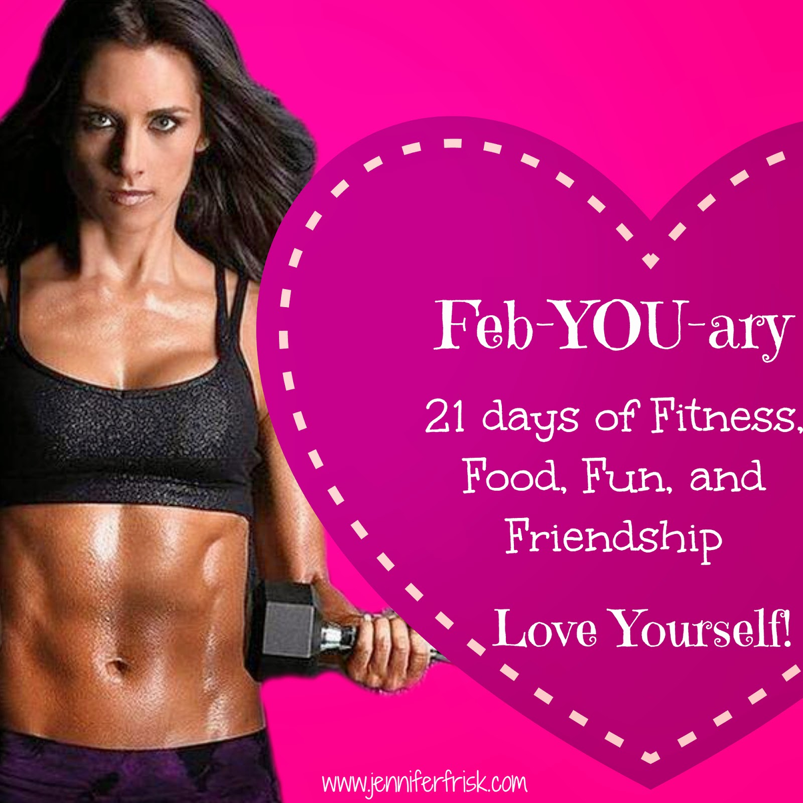 21 Days of meal planning, fitness, fun, and friendships