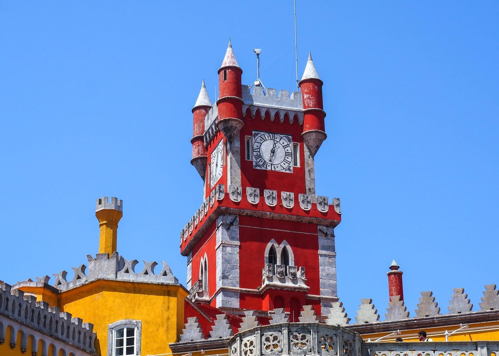 Lissabon, Sintra, Portugal, Pena