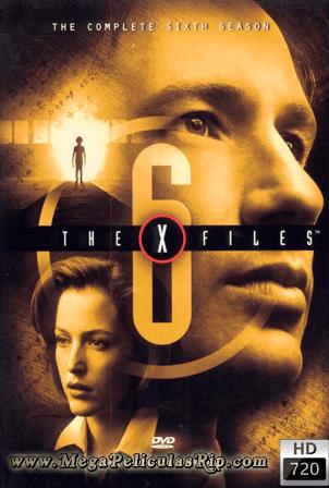 The X-Files Temporada 6 [720p] [Latino-Ingles] [MEGA]