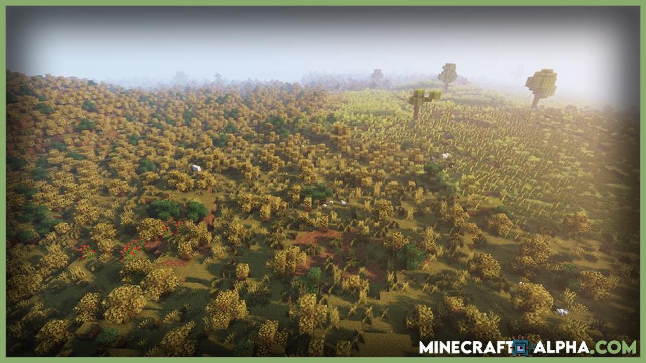 Minecraft Generic Ecosphere Mod 1.17.1