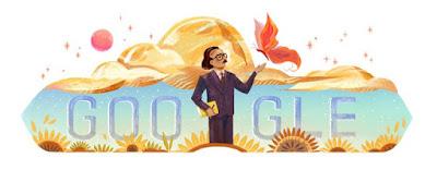 جوجل تحتفل بالذكري الـ 79 لميلاد أنسي الحاج