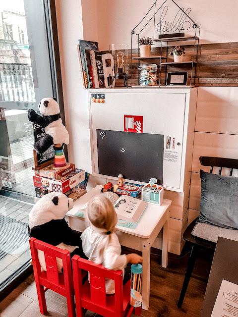 Pasażer Cafe- Jeżyckie miejsce przyjazne dzieciom