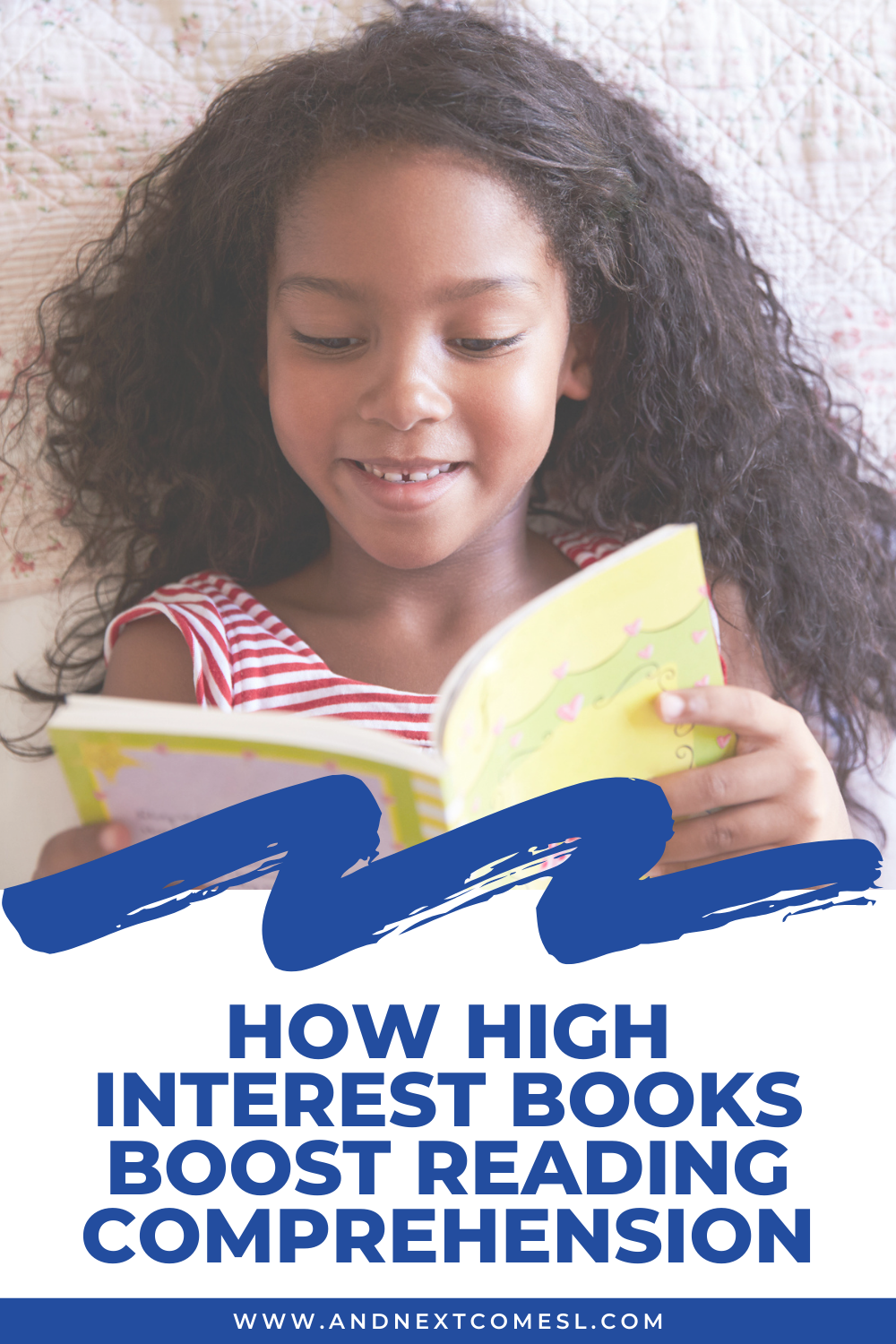 Hyperlexia and reading comprehension: how using high interest books can boost reading comprehension skills