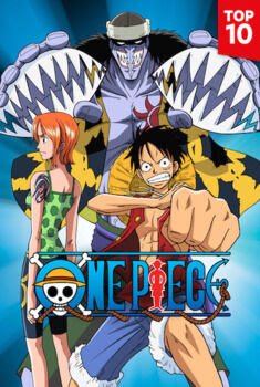 One Piece Completo Torrent – WEB-DL 720p Dual Áudio