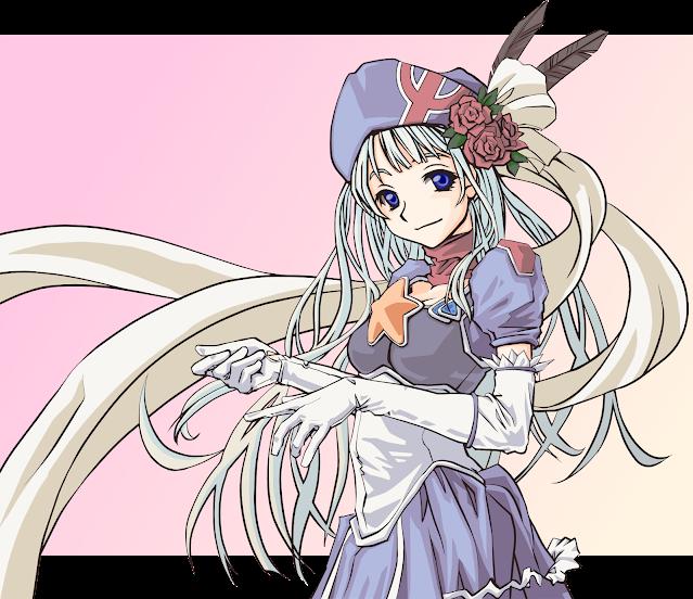 Anime beautiful girl