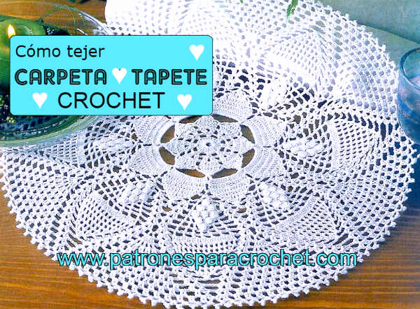 como-tejer-carpeta-crochet