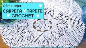 Los mejores Tips para tejer una carpeta o tapete crochet /  DIY