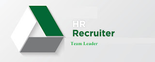 Urgent Opening for HR Recruiter - Team Leader