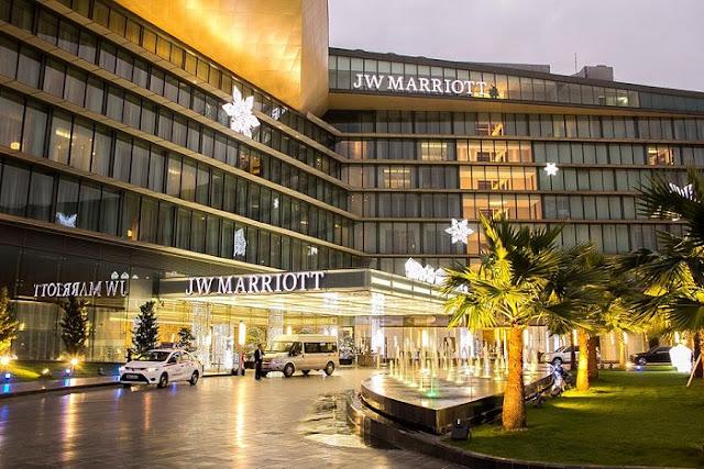 Khách sạn JW Marriott  Hà Nội