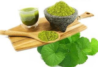 Thanh nhiệt giải độc cách làm rau má đậu xanh nước dừa 4