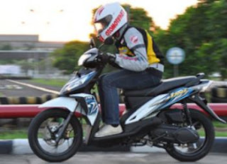 Motor TVS Dazz