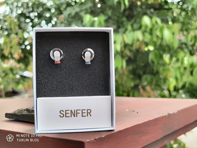 Review Senfer DT6 Pro, IEM Quad Driver Bersuara Detail dan Bertenaga