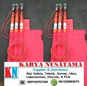Jual Grounding Set Break out 150 Panjang Stick 10m di Palangkaraya