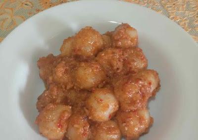 Cilok Saus Kacang Pedas Djemzware