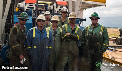 Precision Drilling is actively hiring all positions: Full Crew Needed For Drilling/Service Rig.