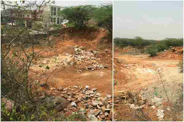 aravali-mahipal-valley-illegal-mining-on-8-april-2019-news
