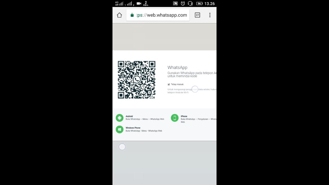 Cara Simpel Melihat WhatsApp Pasangan di Hp Sendiri (No Aplikasi