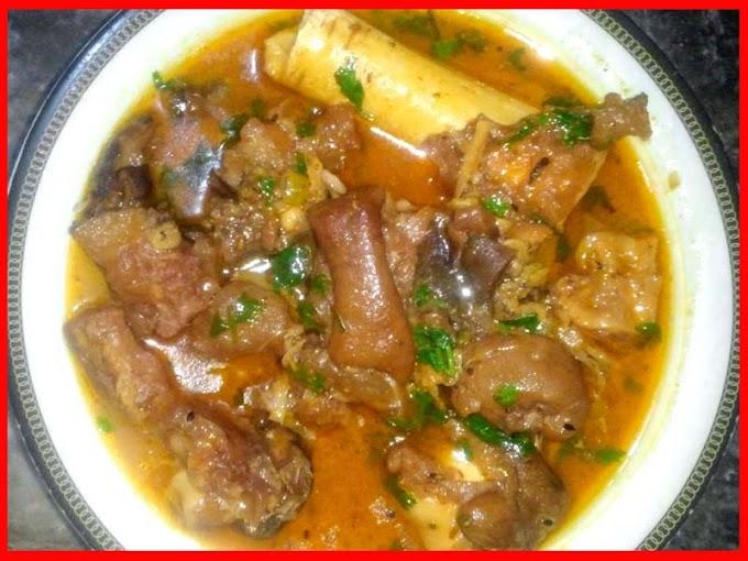 Beef Paya Restaurant Style Recipe