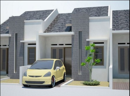 rumah minimalis sederhana 10